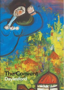 The Convent Daylesford - Front Cover