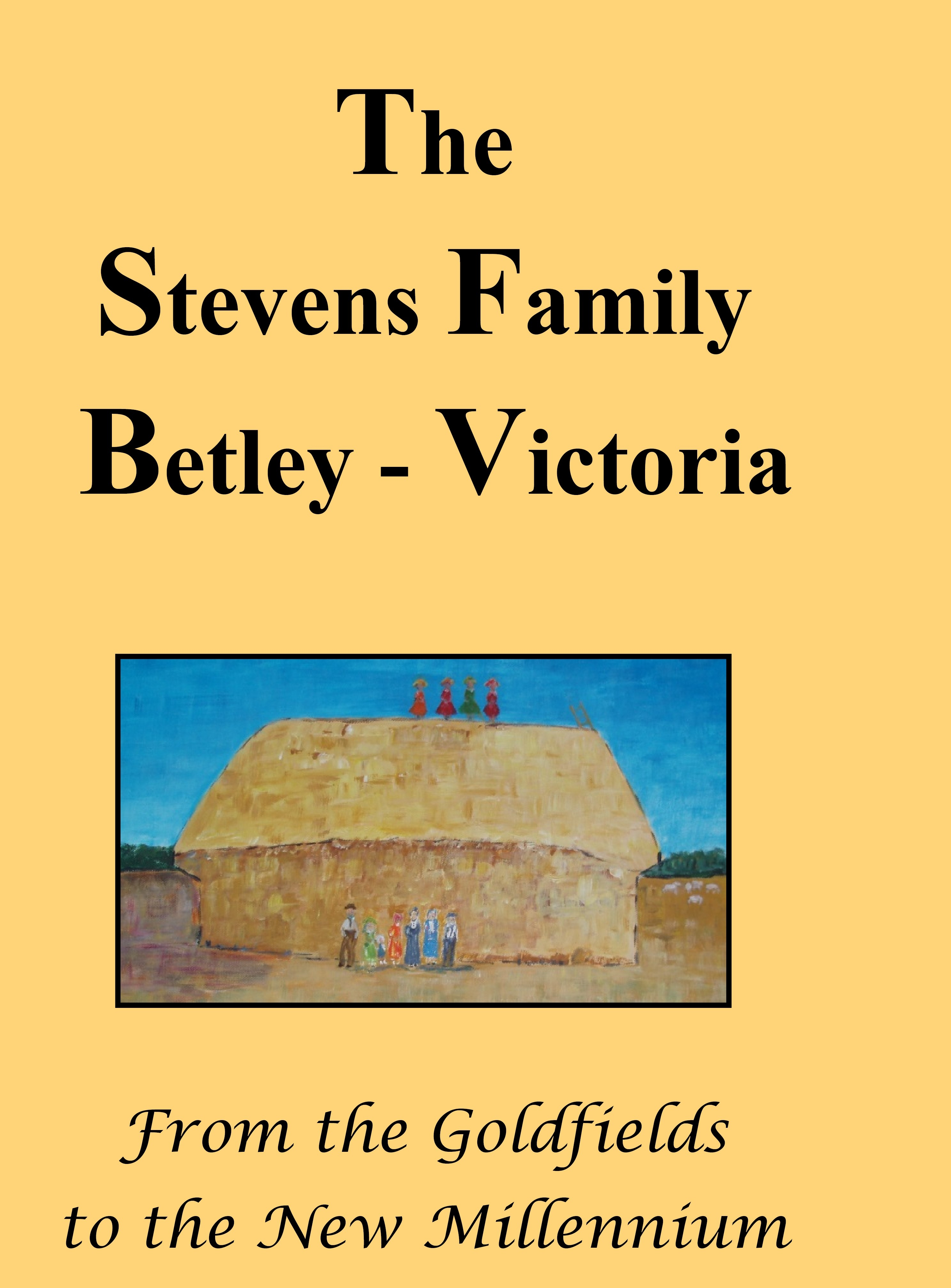 The Stevens Family Betley - Victoria