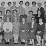 Teachers 1959 - girls school